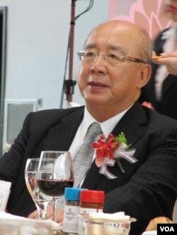 中國國民黨榮譽主席吳伯雄