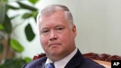 美副国务卿提名人选、美国朝鲜问题特使史蒂芬·比根