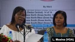 Umukuru wa Komisiyo y'amatora muri Malawi, Jane Ansah, ibubamfu, ariko atangaza ko Amatora yabaye mu mwidegemvyo.