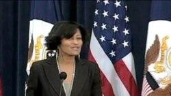 Entrevista con la Subsecretaria de Estado Maria Otero