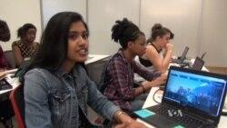 Tổ chức giúp phụ nữ phát hiện khả năng về lập trình