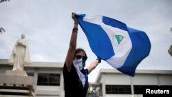 El informe del Centro Nicaragüense de Derechos Humanos reporta 139 personas detenidas en los últimos dos meses por participar en las protestas civiles.