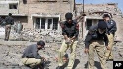 ایالات متحده و کمک های آن به پاکستان