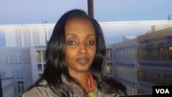 Christine Mukabayojo, Umwami Kigeli abereye se wabo, yishimiye ko bahawe uburenganzira bwo gutahana umugogo w'umwami mu Rwanda