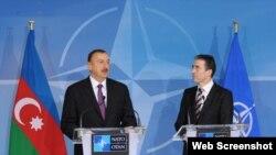 NATO sammiti - Azərbaycan prezidenti İlham Əliyev