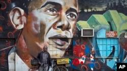 Граффити в Найроби