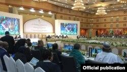 အစၥလာမၼစ္ ပူးေပါင္းေဆာင္ရြက္ေရး အဖြဲ႔ OIC အစည္းအေ၀း (Organisation of Islamic Cooperation (OIC)
