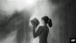 One of Mark Edward Harris' photographs from 'The Way of the Japanese Bath'