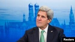 美國國務卿克里星期三前往亞洲訪問