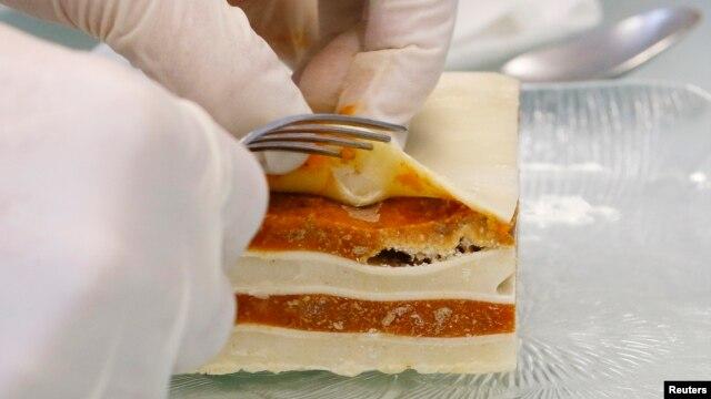 Nestlé nói xét nghiệm DNA cho thấy có thịt ngựa trong hai sản phẩm ravioli và tortellini thịt bò được bán dưới nhãn hiệu Buitoni.