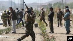 در یک هفتۀ گذشته این سومین حملۀ طالبان در شهر کابل است