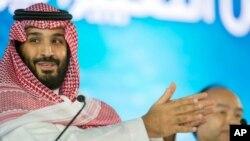 محمد بن سلمان از چند ماه پیش به عنوان ولیعهد عربستان سعودی انتخاب شده است.