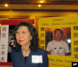 美国视觉艺术家协会会长刘雅雅