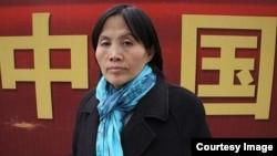 中国公民曹顺利(资料照)