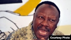 Ibrahim Lipumba kiongozi wa chama cha CUF