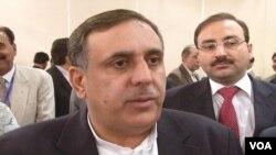 وفاقی وزیر برائے سائنس و ٹیکنالوجی چنگیز خان جمالی