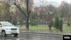 Azərbaycanda yaxın iki gündə qarlı, şaxtalı hava şəraiti davam edəcək, yollar buz bağlayacaq