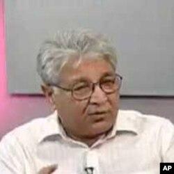پاکستان میں' ٹرانسپرنسی انٹرنیشنل' کے سربراہ عادل گیلانی