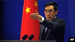 چینی وزارت خارجہ کے ترجمان لیو ویامن