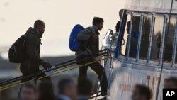 اکثر پناهجویانی که در چند سال اخیر وارد اروپا شده اند شهروندان سوریه، عراق و افغانستان اند