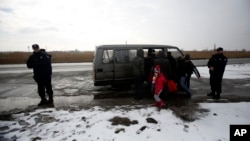 Emigranti iz Kosova na granici Srbije i Mađarske