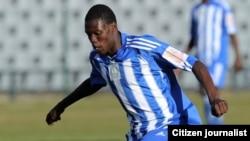 Former Dynamos player Denver Mukamba