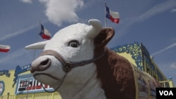 The Big Texan Steak Ranch in Amarillo, Texas