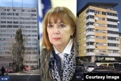Potpredsjednica FBiH Melika Mahmutbegović sa sestrama i njena kćerka su u istom danu kupile četiri nekretnine u Sarajevu za skoro 850.000 KM. Ovo suvlasništvo nije prijavila u imovinskim kartonima (Foto: CIN)