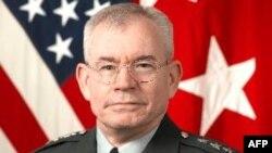 美国国防情报局局长伯吉斯
