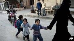 چین و ڕووسیا له تێبینیـیهکانی ئهمهریکا لهسهر سوریا توڕهن