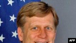 Ông Michael McFaul, Đại sứ Hoa Kỳ tại Moscow