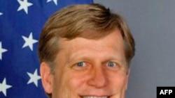 Đại sứ Hoa Kỳ tại Nga Michael McFaul