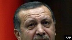 Thủ tướng Thổ Nhĩ Kỳ Recep Tayyip Erdogan