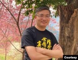 香港時事評論員桑普(桑普提供)
