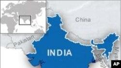 印度的地理位置
