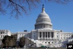 FILE - U.S. Capitol.