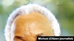 Mwalimu Julius K.Nyerere muasisi wa taifa la Tanzania.