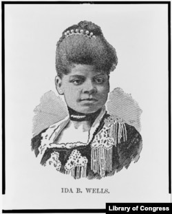 Writer Ida B. Wells refused to march in the segregated unit of Paul's suffrage parade. Instead, she slipped into her state's unit at the last minute.