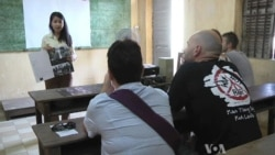Khmer Rouge History Taught in Former Torture Center