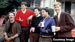 """The 1978 film """"Animal House"""" renewed interest in fraternities as a key part of the college experience. (Universal Pictures)"""