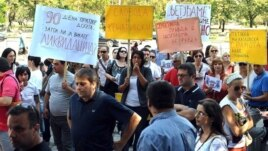 Shkup: Ambasada amerikane reagon për arrestimin e gazetarit
