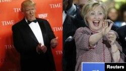 Hillary Clinton et Donald Trump devrait se retrouver face à face très vite.