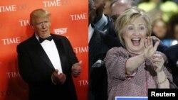 Дональд Трамп і Гілларі Клінтон - переможці праймеріз 26 квітня.