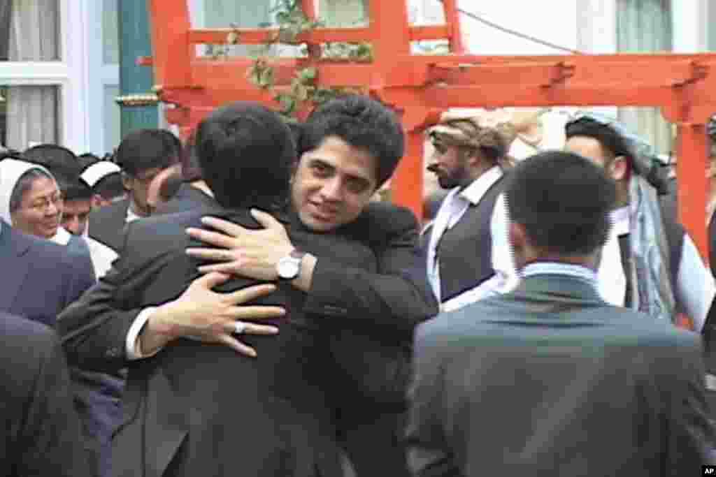 برپایی نماز عید فطر در کابل با شرکت رئیس جمهور افغانستان