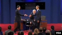 US Presidential Candidates Offer Similar Foreign Policy Visions