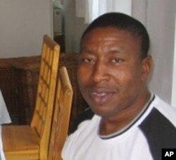 Human Rights Activist Farai Maguwu