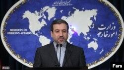 Phó trưởng đoàn thương thuyết hạt nhân Iran Abbas Araqchi
