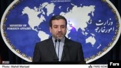 伊朗副外长阿拉克奇。(资料图片)