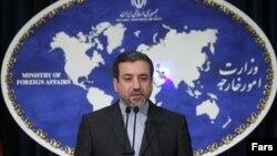Thứ trưởng Ngoại giao Iran Abbas Araqchi.