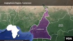 Anglophone Region, Cameroon